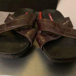 Men's Prada sandals